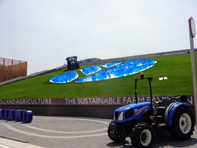 サステナブルな農業