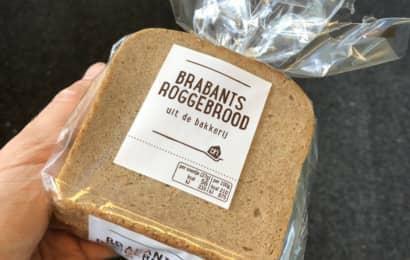 オランダのライ麦パン