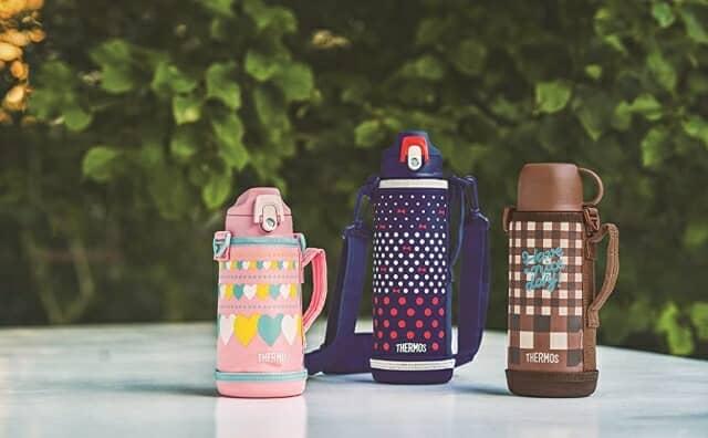 サーモス、象印など|人気ブランドの子ども用水筒