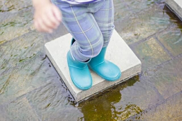 子ども用長靴の選び方