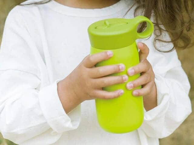 子ども用水筒の特徴