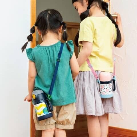 子どもに合った水筒を買おう!