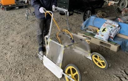 農業機械改造事例