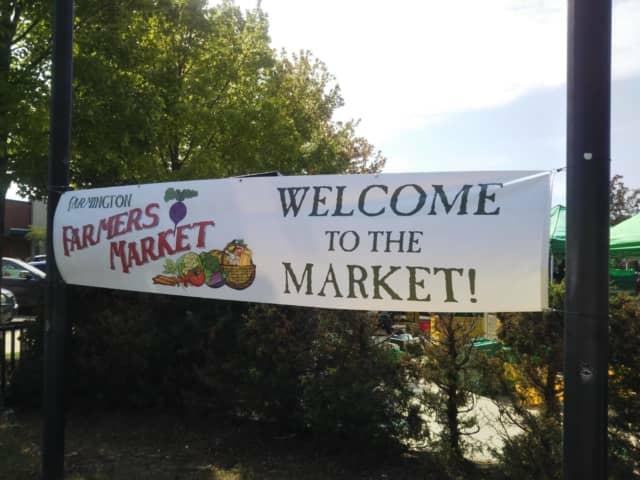 ミシガンのファーマーズマーケット